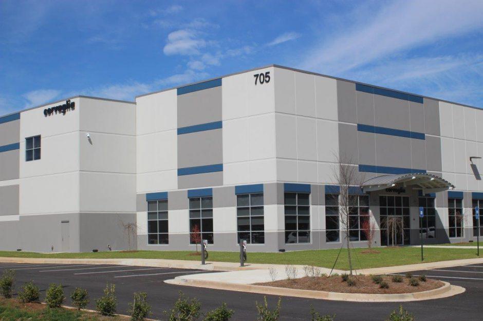 corvaglia factory in Newnan, GA